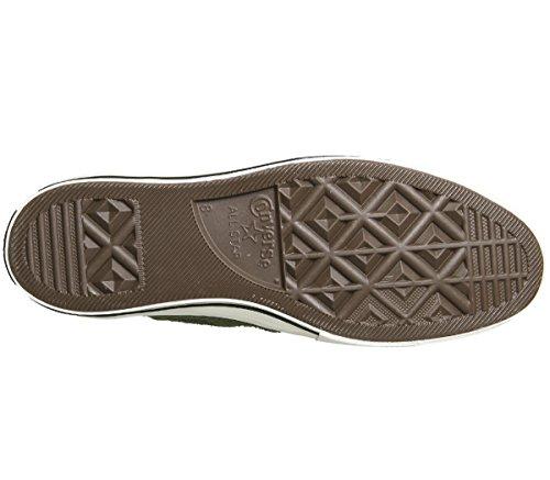 Verde Medium Converse Sneaker Khaki Olive Donna 1TpUp0