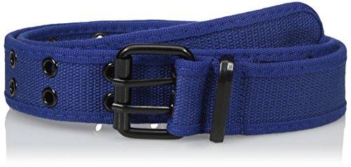 Eurosport Premium Canvas Grommet Belt - WB211 - Royal Blue M