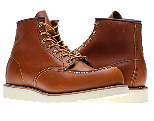 Red Wing Heritage 875 Moc Toe Mens Boots 00875 Oro Legacy 7ee M Us