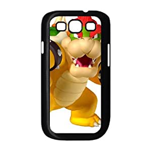 Samsung Galaxy S3 9300 Cell Phone Case Black Super Smash Bros Bowser Ouqdb
