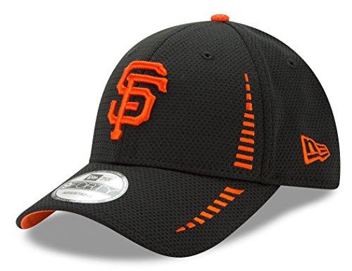 San Francisco Giants New Era Speed 9FORTY Adjustable Hat – Black – DiZiSports Store