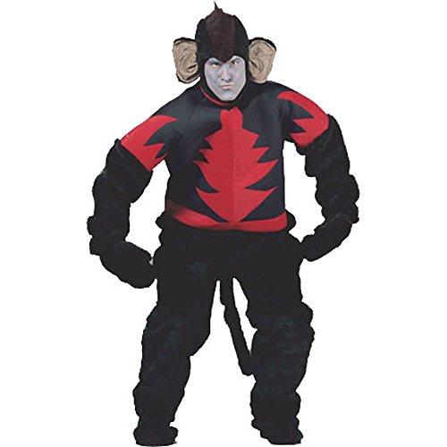 Adult Men's Flying Monkey Costume (Size: Standard