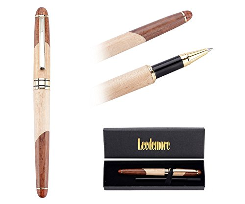 Natural Handcrafted Rosewood Ballpoint Pen, luxury/personalized/Gift Pen...