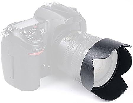Kaiser Gegenlichtblende Für Objektive Typ Canon Ef S Kamera