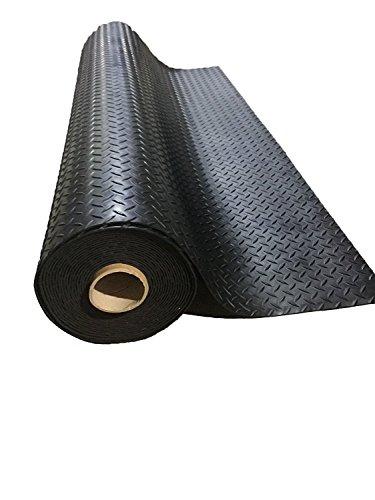 (Garage Van Rubber Flooring Matting 59