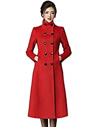 Amazon.com: Reds - Wool & Blends / Wool & Pea Coats: Clothing ...