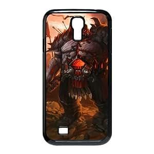 samsung s4 9500 phone case Black Sion league of legends LGF5518397