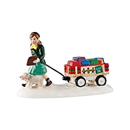 Department 56 4050991 Snwvl Girl Scout Cookie Time Villag_Acc