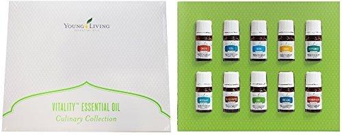 young living essential oils set - 4
