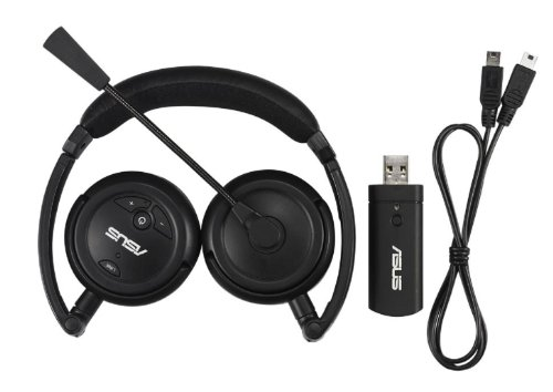 Amazon.com: Travelite HS-1000W USB Wireless Headset for Music Gaming & VoIP (Discontinued by Manufacturer): Home Audio & Theater