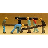 10034 Track Workers w /Ties HO Scale Figure