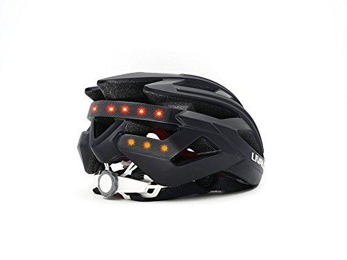 Livall BH60se nero, Casco da bicicletta Unisex-Adult, 55-61 cm 2 spesavip