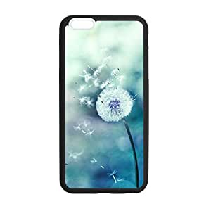 Dandelion Art Nature Botanical Teal Mint Floral Case for Iphone 5/5s