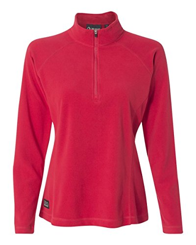 DRI DUCK - Fusion Ladies' Quarter-Zip Nano-Fleece Pullover -