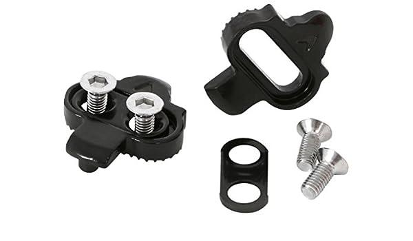 MSC Bikes ZPSC03 Calas para Pedales, Adultos Unisex, Negro, Talla Única: Amazon.es: Deportes y aire libre