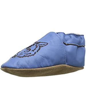 Wandering Wolf Crib Shoe (Infant)