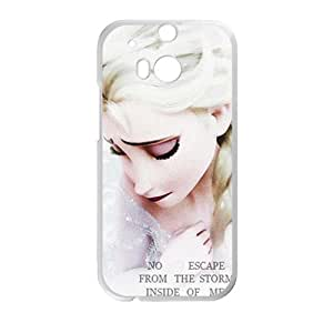 Frozen lovely girl Cell Phone Case for HTC One M8