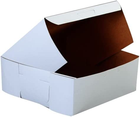 SCT non-window panadería cajas, cartón, 12 W x 12d X 4h, Color ...