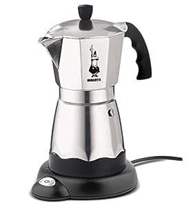 Bialetti 7009 Easy Cafe Espresso Maker, 6-Cup