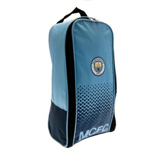 Man City Fade Design Bootbag