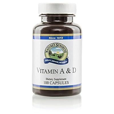Vitamin A & D 10,000/400IU Softgel Capsules