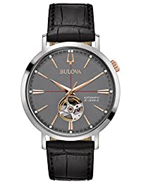 Bulova 98A187 CLASSIC 21 Jewels Automatic Men's Watch