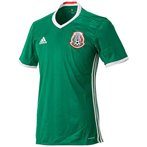 2016-2017 Mexico Home Adidas Football Shirt