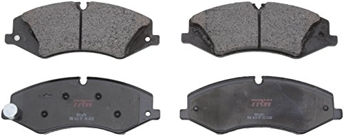 TRW TPC1479 Premium Ceramic Front Disc Brake Pad Set