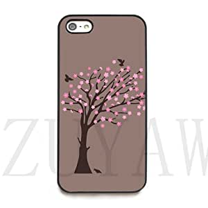 Cherry Blossom Tree signed HD image phone cases for iPhone 4/4S ( HD Hard Material)