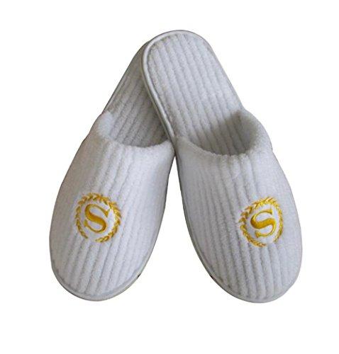 10 pantofole pantofole monouso eva pantofole antiscivolo per hotel high-end indoor