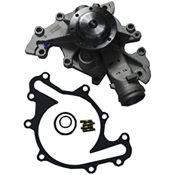 Amazon Com Oaw F1970 Engine Water Pump For 04 07 Ford Freestar V6
