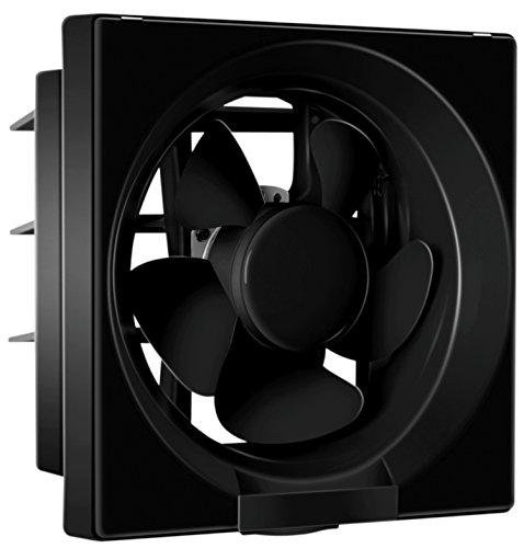 Luminous-Ventilation-Vento-200mm-Exhaust-Fan-Black