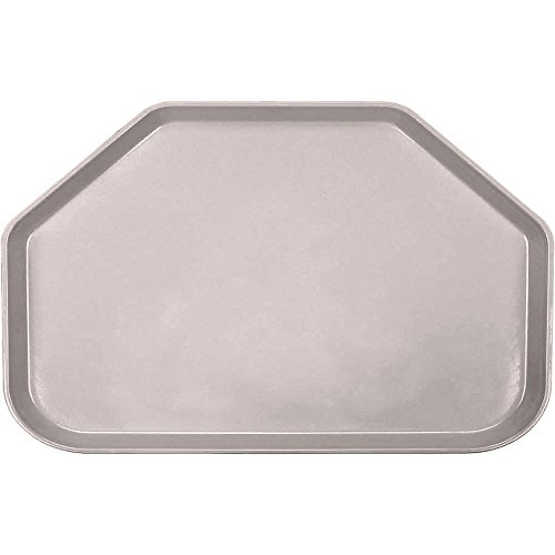- Camtray, Trapezoid, 14'' X 22'', Taupe, Nsf Special Order Item Not Carried In Stock; (12 Pieces/Unit)