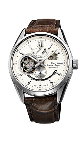 ORIENT ORIENTSTAR Orient Star modern skeleton mechanical automatic Ivory WZ0291DK