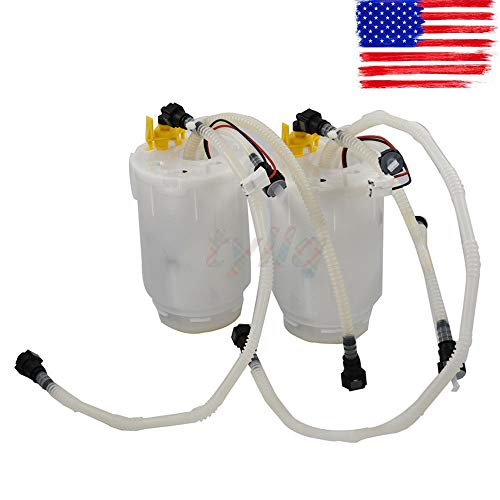 New Left & Right Fuel Pumps Fit for Porsche 955 Cayenne S Turbo 2003-2010 USA