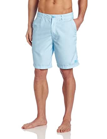 Body Glove Men's Leon Amphibious Short, Ice Blue, 28