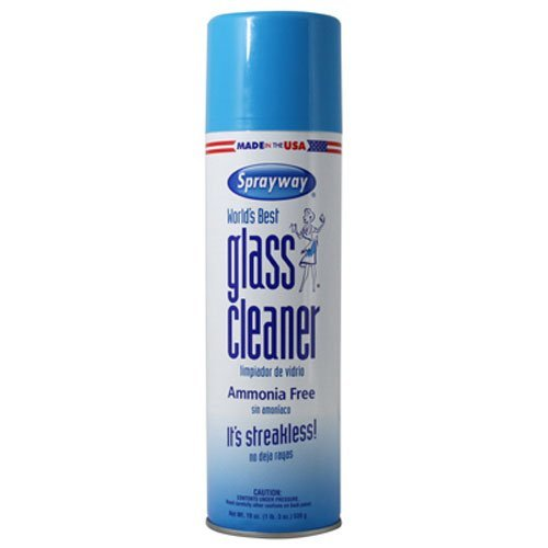 Sprayway Glass Cleaner Aerosol Spray, 19 oz by Sprayway -  N0Q8VA7