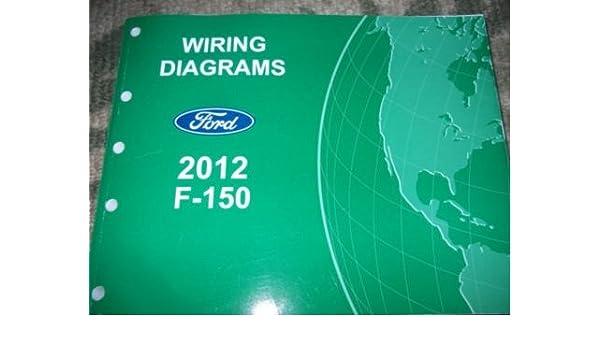 2012 Ford F150 Wiring Diagram