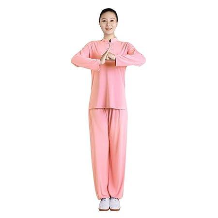 Ropa De Taijiquan Práctica Ropa De Kung Fu para Mujer Traje ...