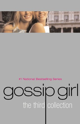 That interfere, Gossip girl book series you very
