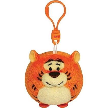 Amazon.com  TY Beanie Ballz Tigger - Tiger Clip  Toys   Games cdad9232560a