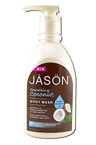 Smoothing Coconut Body Wash, 30 Oz by Jason Natural Products