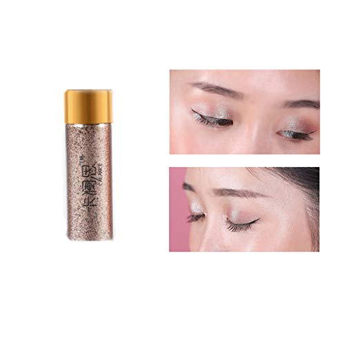 UOKNICE Eye Shadow for Women, Beauty Shimmer Natural Glitter Colorful Powder Palette Matte Cosmetic Makeup Eyeshadow shiseido Hypoallergenic Nail Polish Baked Belt Eyelash Wedding Day (Powder Shiseido Loose Makeup The)