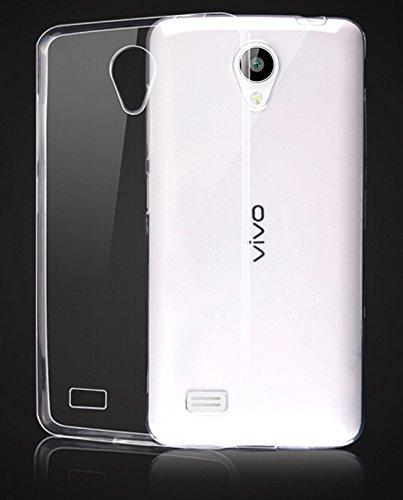 reputable site 58128 60289 VAKIBO Transparent Soft Silicon Premium Back Cover Case For VIVO Y21 / Y21L  / Y22