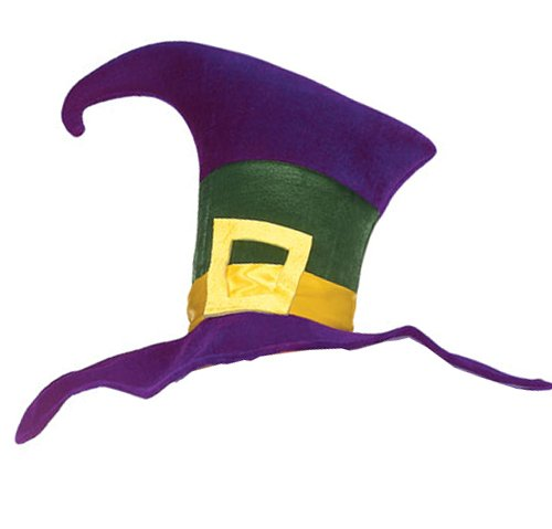 Rubie's Costume Co Mardi Gras Hurricane Hat, Adult - Best Mardi Gras Costumes