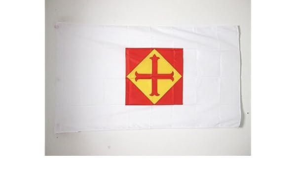 AZ FLAG Bandera de la CONFEDERACIÓN ESPAÑOLA DE DERECHAS AUTÓNOMAS ...