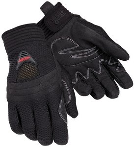 Tourmaster AIRFLOW GLOVE BLACK SIZE:3XL