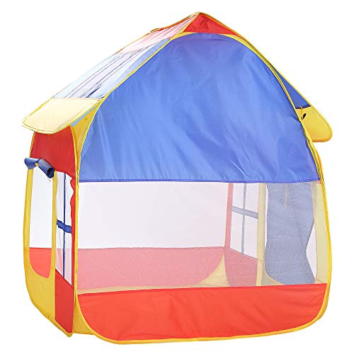 Sviper Kids Play Tunnels Kids Play Tent House Type Children Indoor Playhouse Toys Room Foldable Pop Up Tunnel Gift Toy by Sviper (Image #2)