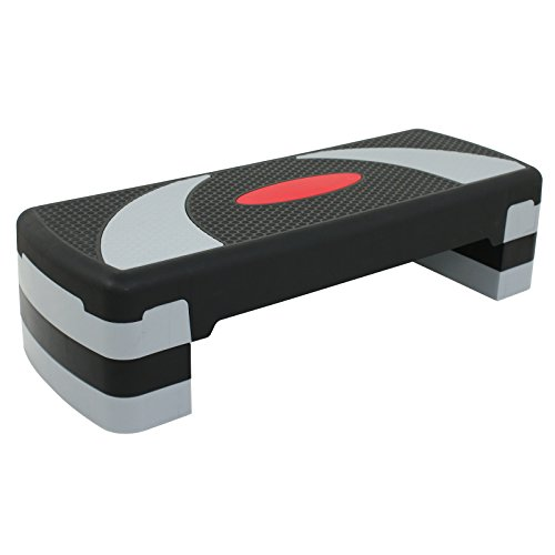 Super Deal 30'' Fitness Aerobic Step Adjust 4
