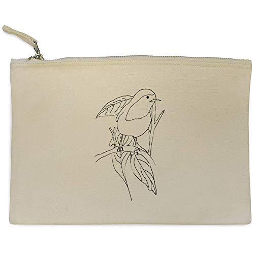 Embrague Posado' Accesorios De Bolso 'pájaro Azeeda cl00005685 Case 7xRvwOBq